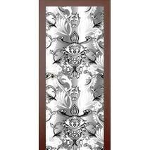 3D двері 3D візерунок 969, 80х200 см
