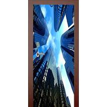 3D двери Город 993, 90х200 см