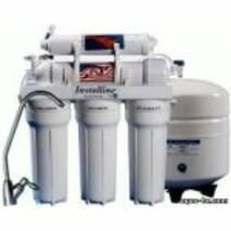 Система зворотного осмосу Installine RO 6-100МP Преміум з мінералізатором і насосом