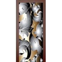 3D двері 3D візерунок 9182, 60х200 см