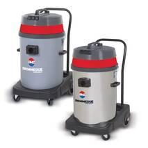 Профессиональные двух- и трехтурбинные пылесосы  Biemmedue SP&SM 80 (80л)