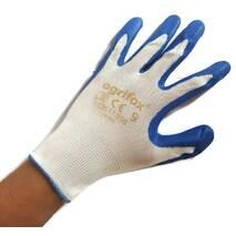 Рукавиці OGRIFOX стрейч (піта) біло-сині
