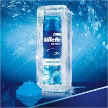 НОВИНКА Гель для бритья Gillette Sensitive Cool для чувствительной кожи с эффектом охлаждения 200 мл Германия