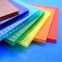 Поликарбонат SOTON цветной, 2100*6000, 10 мм