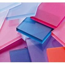 Монолитный поликарбонат PALSUN цветной, 2050*3050, 12 мм
