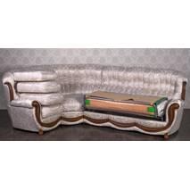 Угловой диван Женове в классическом стиле