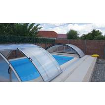 Павильон для бассейна ARKA  тип D