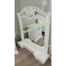 Туалетний столик Орхідея з дзеркалом