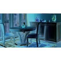 Столовый комплект Эдельвейс из массива дуба