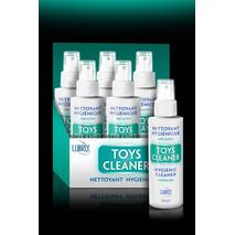 Антибактериальный спрей Lubrix TOYS CLEANER (125 мл) для дезинфекции игрушек