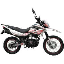 GEON X-ROAD LIGHT 200 (2020) White-Red
