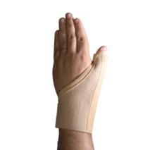 Ортез на променезап'ястковий суглоб і суглоби великого пальця з ребром жорсткості, Miracle код 0045