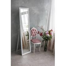 Дзеркало підлогове, дзеркало в повний зріст, 170х50 см, біле