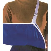 Бандаж косинка для підтримки руки м'який Miracle (пов'язка на руку) код 0062a