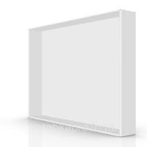 Упаковка гофра (П), 450х330х75 мм, Premier