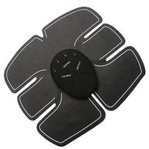 Миостимулятор Beauty Body 6 Pack EMS Миостимулятор для мышц живота EMS Trainer, Черный (0445)