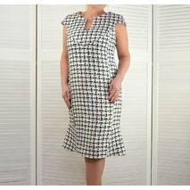 Платье шанелька - Модель 1820