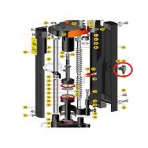 Швидкорознімне з'єднання заварного вузла Variflex, 0250014085