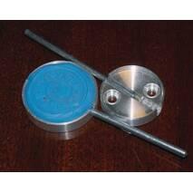 Чашка пломбувальна діаметром 26 мм з фіксатором