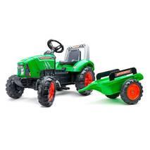 Педальний трактор Falk 2021ab c причепом