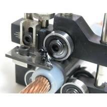 Знімач екрану, що напівпроводить, з ізоляції кабелю СППЭ- 70/400 ЗРОСТАННЯ
