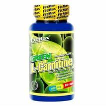 Жиросжигатель Green L - Carnitine FitMax 60 капс