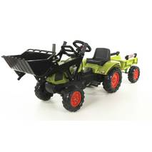 Дитячий трактор на педалях Falk 2040am CLAAS Arion 410