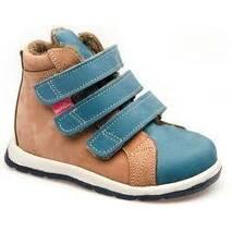 Детские ортопедические ботинки, Модель 1001, Aurelka (Польша)