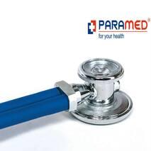 Cтетофонендоскоп професійний Раппопорта PARAMED (синій)