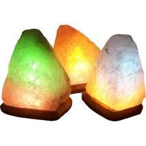 """Соляний світильник """"Скеля"""" (4-5 кг) Соликом"""