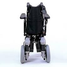 Инвалидная коляска с электроприводом LY-EB 103 (облегченная) Comfort (Тайвань)