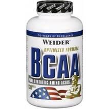 Амінокислоти BCAA WEIDER 130 таб