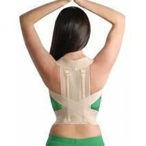 Коректор осанки еластичний, жорсткий 2011 Med textile