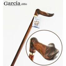 Трость Garcia Classico арт.166, махагони, анатомическая для правой руки, (Испания)