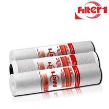 Комплект картріджів жорсткість Filter1