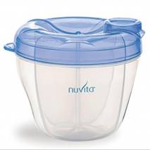 Контейнер для хранения молока Nuvita синий NV1461Blue