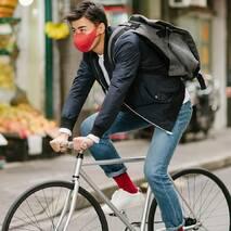Маска для очищення повітря Airwear Red Xiaomi
