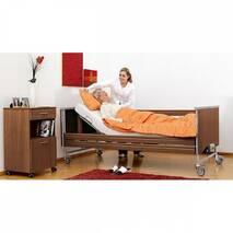 Кровать медицинская четырехсекционная с электроприводом Eloflex 185, Bock (Германия)