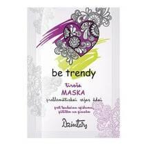 Dzintars Be Trendy (Дзинтарс Би тренди) Очищаюча маска для проблемної шкіри обличчя 8 мл