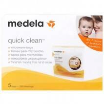 Пакеты для стерилизации Medela Quick Clean Microwave Bags, 5 шт