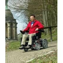 """Инвалидная коляска с электроприводом """"Storm X-plore4"""", Invacare (Германия)"""