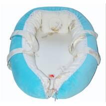 Гніздечко для немовлят з матрациком (двухстроннее), ТМ Лежень