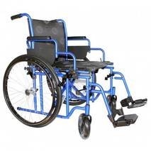 Інвалідна коляска посилена OSD Millenium heavy duty 50