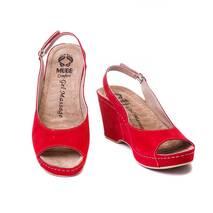 Жіночі ортопедичні босоніжки VESUVIO RED 505, Mubb