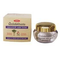 Dzintars (Дзинтарс) Антиоксидантний поновлюючий нічний крем для сухої шкіри, що в'яне, 50 мл