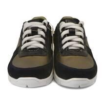Кроссовки на шнурках 602 (синие) ORTHOBE