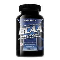 Амінокислоти BCAA Dymatize 200 таблиць