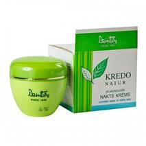 Dzintars Kredo Natur (Дзинтарс Кредо Натури) Поновлюючий нічний крем для нормальної шкіри обличчя і шиї
