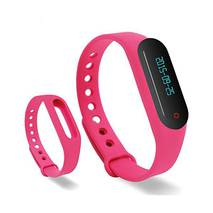 Ремінець для фитнес-браслета Mi Band Pink Xiaomi