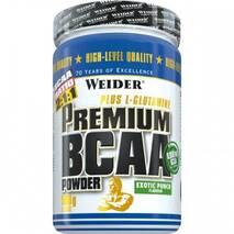 Амінокислоти Premium BCAA Powder WEIDER 500 гр